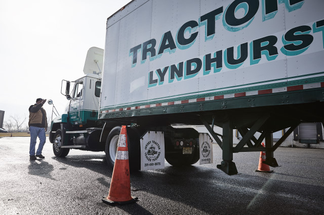 Jersey Tractor Trailer Training - 3